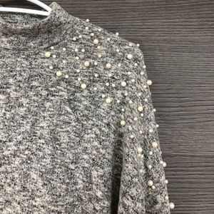 H&M Sweater pearl